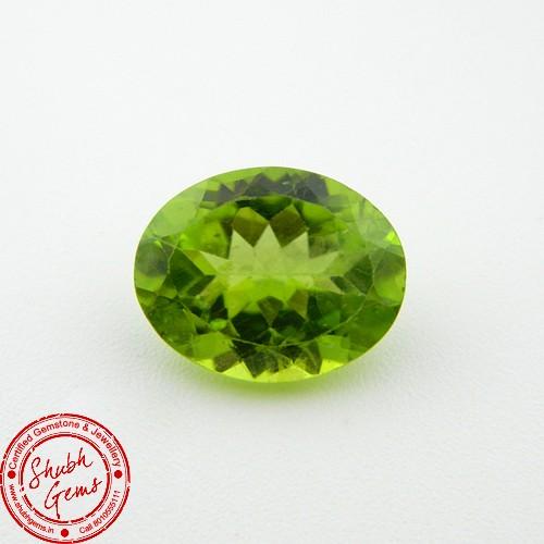 4.62 Carat Natural Peridot Gemstone
