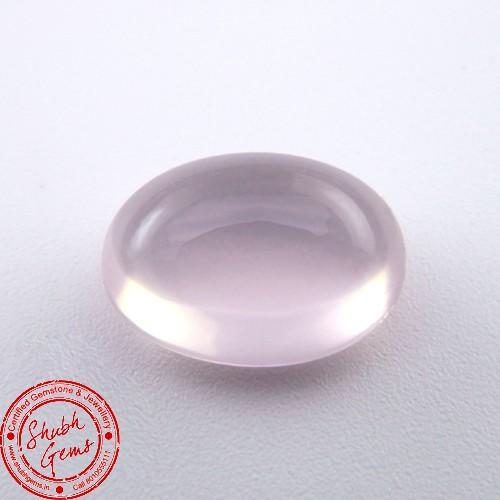 10.16 Carat Natural Rose Quartz Gemstone