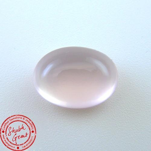 9.35 Carat Natural Rose Quartz Gemstone