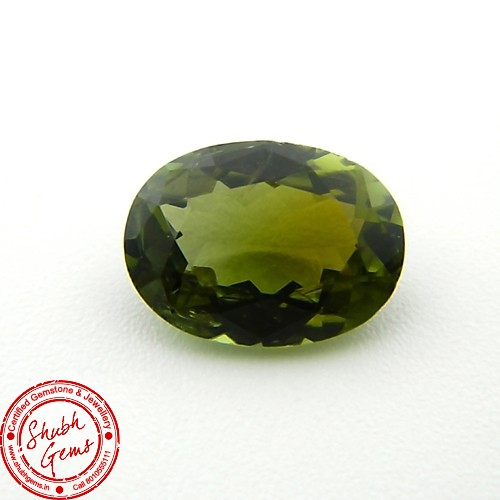 3.44 Carat Natural Tourmaline Gemstone