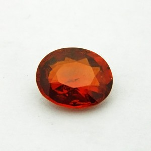 4.62 Carat  Natural Hessonite Garnet (Gomed) Gemstone