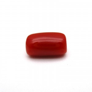 2.51 Carat/ 2.78 Ratti Natural Italian Coral (Moonga) Gemstone