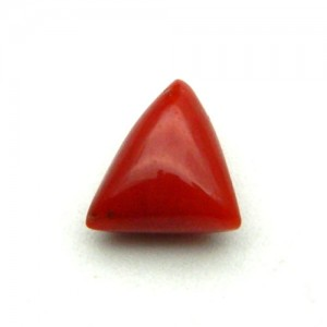 6.02 Carat/ 6.66 Ratti Natural Italian Coral (Moonga) Gemstone