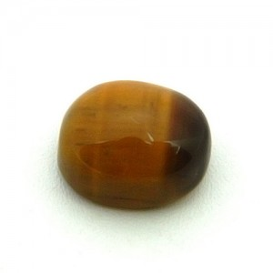 6.38 Carat/ 7.08 Ratti Natural Tiger's Eye Gemstone
