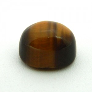 6.60 Carat/ 7.33 Ratti Natural Tiger's Eye Gemstone