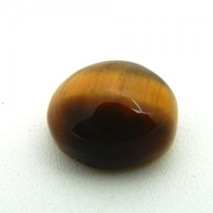 6.76 Carat/ 7.51 Ratti Carat Natural Tiger's Eye Gemstone
