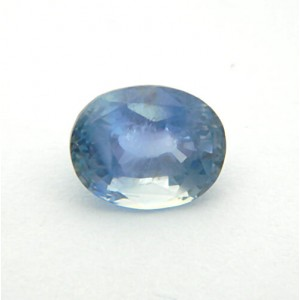 5.02 Carat Natural Blue Sapphire (Neelam) Gemstone
