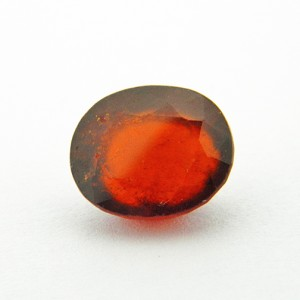 7.55 Carat  Natural Hessonite Garnet (Gomed) Gemstone