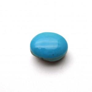 12.71 Carat/ 14.10 Ratti Natural Turquoise (Firoza) Gemstone