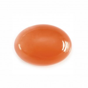 12.87 Carat/ 14.3 Ratti Natural Ceylon Peach Moonstone