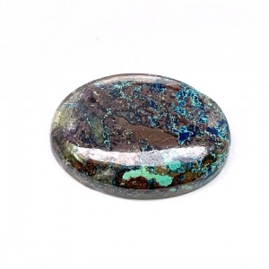 13.70 Carat Natural Azurite Gemstone