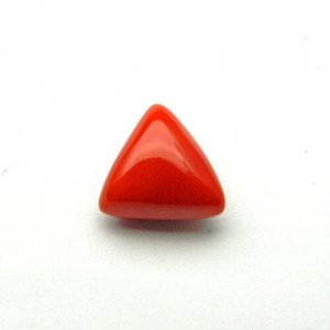 13.29 Carat Natural Coral (Moonga) Gemstone