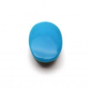 14.75 Carat/ 16.35 Ratti Natural Turquoise (Firoza) Gemstone