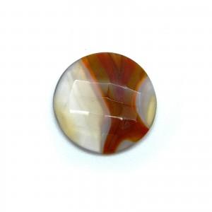 18.58 Carat Natural Agate (Sulemani Hakik) Gemstone