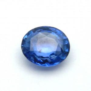 2.58 Carat/ 2.86 Ratti Natural Ceylon Blue Sapphire (Neelam) Gemstone