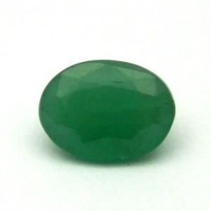 2.91 Carat/ 3.23 Ratti Natural Zambian Emerald (Panna) Gemstone