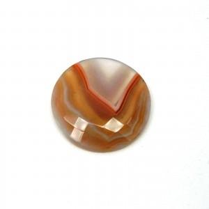 23.05 Carat Natural Agate (Sulemani Hakik) Gemstone