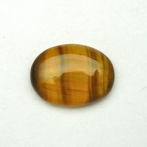 3.88 Carat Natural Tiger's Eye Gemstone