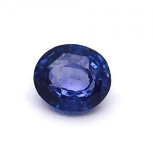 3.08 Carat/ 3.42 Ratti Natural Ceylon Blue Sapphire (Neelam) Gemstone