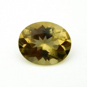 3.64 Carat/ 4.04 Ratti Natural Heliodor Golden Beryl Gemstone