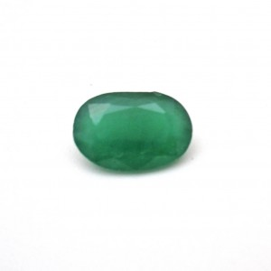 3.66 Carat/ 4.06 Ratti Natural Zambian Emerald (Panna) Gemstone