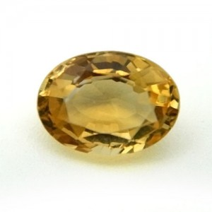 3.70 Carat/ 4.11 Ratti Natural Citrine (Sunela) Gemstone