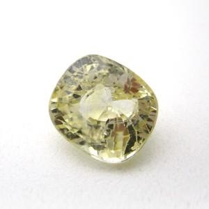 3.79 Carat/ 4.20 Ratti Natural Ceylon Yellow Sapphire (Pukhraj) Gemstone