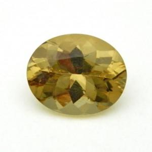 3.99 Carat/ 4.43 Ratti Natural Heliodor Golden Beryl Gemstone