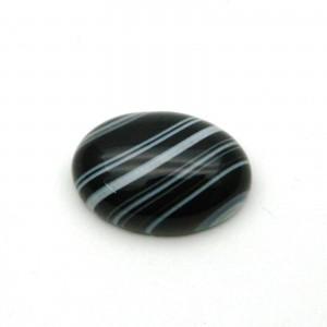 30.92 Carat Natural Agate (Sulemani Hakik) Gemstone