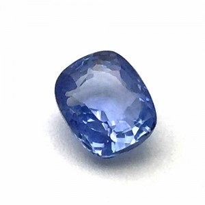 3.15 Carat Natural Transparent Ceylon Blue Sapphire (Neelam) Gemstone