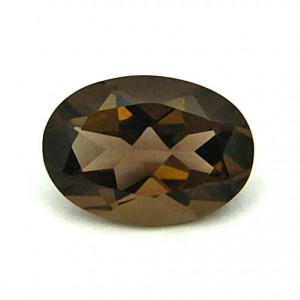 5.34 Carat Natural Smoky Quartz Gemstone