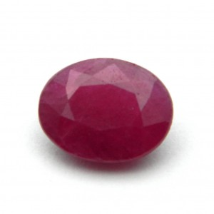 4.19 Carat/ 4.65 Ratti Natural African Ruby (Manik) Gemstone