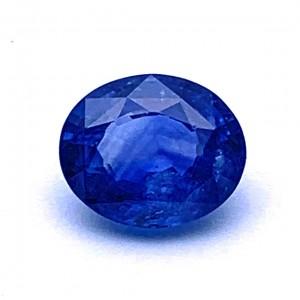 4.20 Carat/ 4.66 Ratti Natural Ceylon Blue Sapphire (Neelam) Gemstone