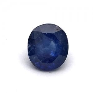 4.27 Carat/ 4.70 Ratti Natural Ceylon Blue Sapphire (Neelam) Gemstone