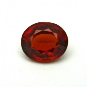 4.37 Carat/ 4.85 Ratti Natural Ceylon Hessonite Garnet (Gomed) Gemstone