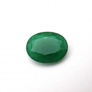 4.39 Carat/ 4.83 Ratti Natural Zambian Emerald (Panna) Gemstone