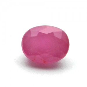 4.63 Carat/ 5.14 Ratti Natural African Ruby (Manik) Gemstone