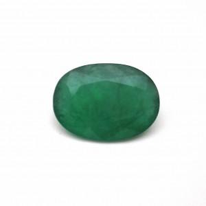4.89 Carat/ 5.42 Ratti Natural Zambian Emerald (Panna) Gemstone