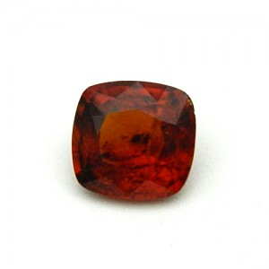 4.97 Carat/ 5.51 Ratti Natural Ceylon Hessonite (Gomed) Gemstone
