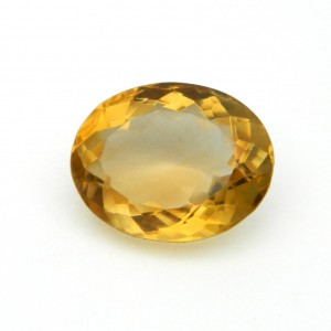 5.11 Carat/ 5.67 Ratti Natural Citrine (Sunela) Gemstone