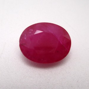5.14 Carat/ 5.70 Ratti Natural African Ruby (Manik) Gemstone