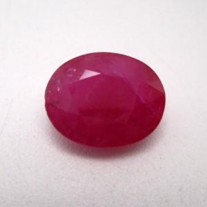 5.14 Carat/ 5.70 Ratti Natural African Ruby (Manik) Gemstone
