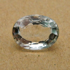 5.21 Carat/ 5.78 Ratti Natural Rock Crystal (Sphatik)