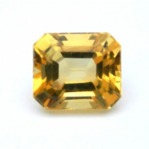 5.29 Carat/ 5.87 Ratti Natural Citrine (Sunela) Gemstone