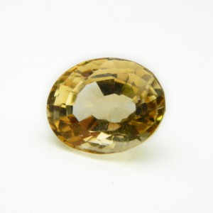 5.31 Carat/ 5.89 Ratti Natural Citrine (Sunela) Gemstone