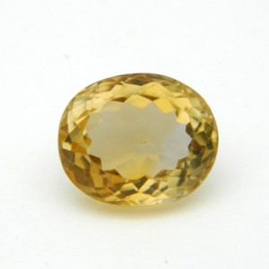5.35 Carat/ 5.93 Ratti Natural Citrine (Sunela) Gemstone
