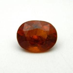 5.36 Carat/ 5.95 Ratti Natural Ceylon Hessonite Garnet (Gomed) Gemstone