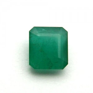 5.65 Carat/ 6.27 Ratti Natural Zambian Emerald (Panna) Gemstone