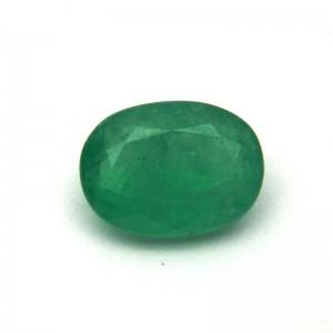 5.68 Carat/ 6.31 Ratti Natural Zambian Emerald (Panna) Gemstone