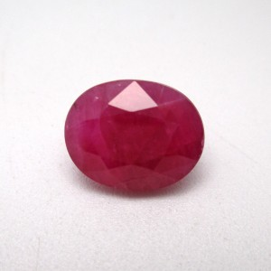5.71 Carat/ 6.33 Ratti Natural African Ruby (Manik) Gemstone